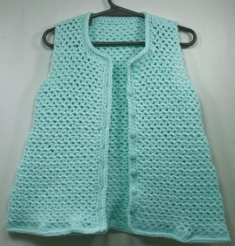 Toddler Vest Crochet Patterns Pinterest