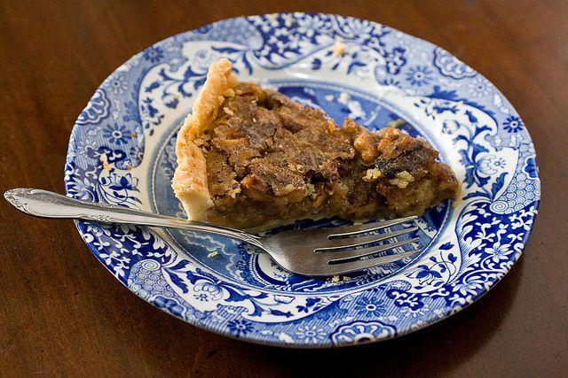Easy Pie Crust and Maple Walnut Pie | Recipe