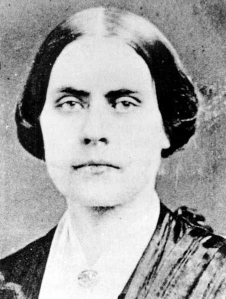 susan b anthony was an interview with susan b anthony. Black Bedroom Furniture Sets. Home Design Ideas