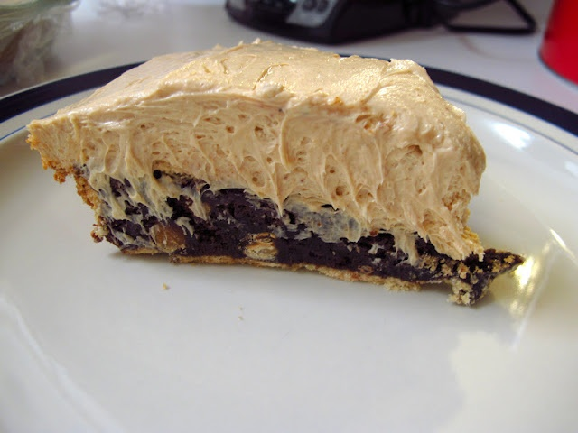 mile high peanut butter pie | food - desserts! | Pinterest