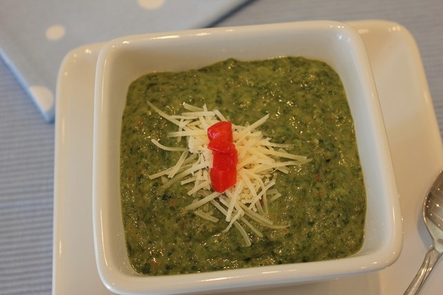 Spinach Bisque Recipe — Dishmaps