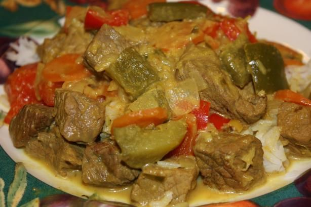 Indonesian Rendang Beef Curry | Recipe