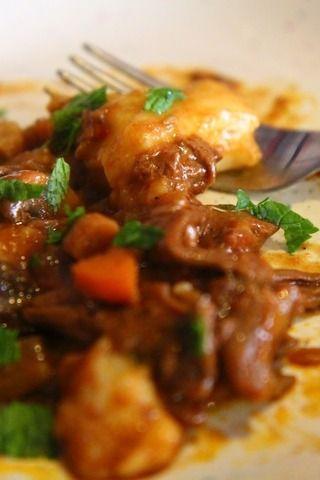 Potato Gnocchi With Pork And Wild Mushroom Ragu Recipe ...