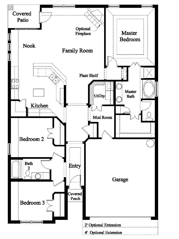 Cheldan Homes Newcastle Floor Plan Floor Plans Pinterest