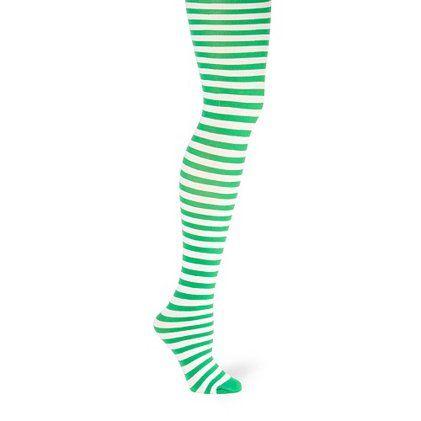 striped st patrick day flag
