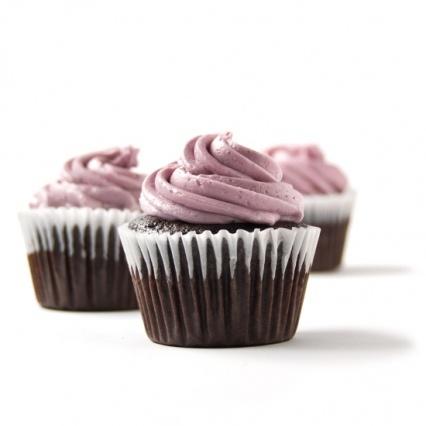 Raspberry frosting?! | Cakes/cupcakes | Pinterest