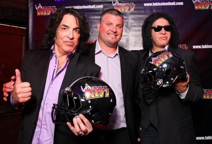 Paul Stanley, Bob McMillen And Gene Simmons | GRAMMY.com