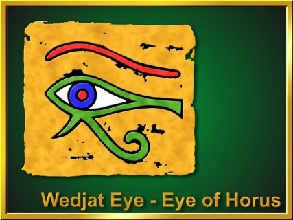 the eye of horus story