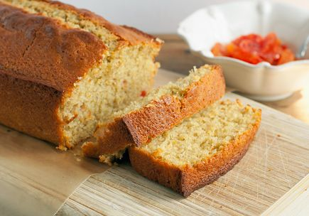 Blood Orange Olive Oil Cake from Melissa Clark's In the Kitchen with a ...