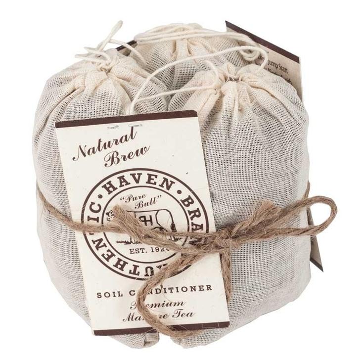 Our Sponsor - Haven Alfalfa Tea Bags (3/pk) at www.GrowOrganic.com