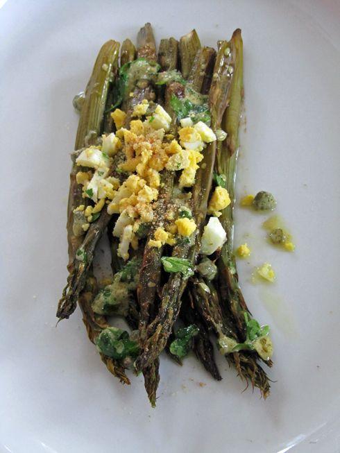 Simple Roasted Asparagus | Yum Yum Recipes :p | Pinterest