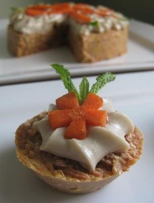 raw carrot muffins   RAW   Pinterest