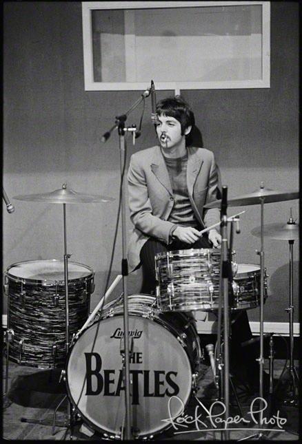 Paul McCartney by Henry Grossman