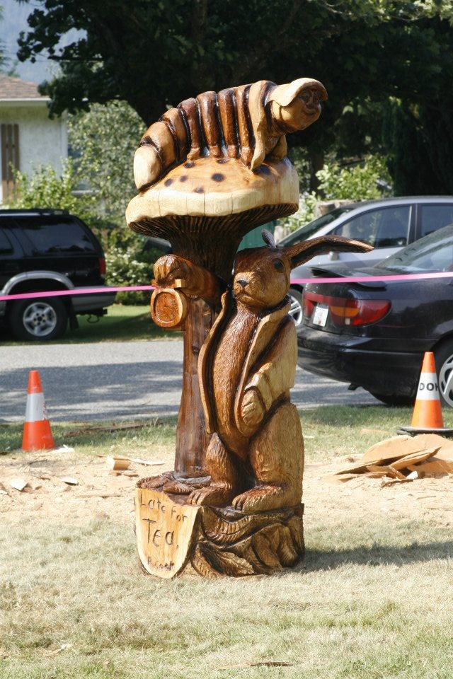 Pin by hope bc on chainsaw carving pinterest