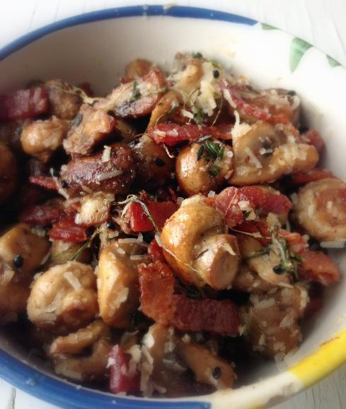 Marinated Mushrooms #recipe | Dream wardrobe | Pinterest