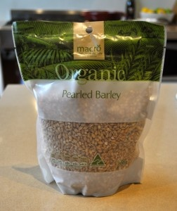 ... Pearled Barley in winter favourites like soups and slow cooked pots