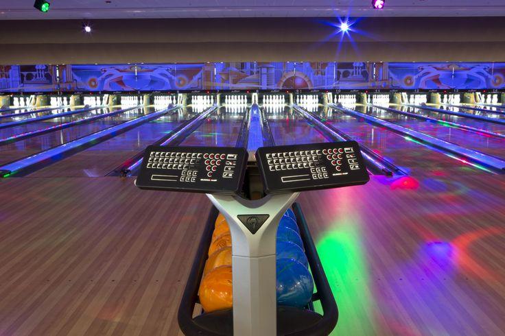 Bowling Centers | AMF Bowling AMF Bolera Paradise Lanes Puerto Nuevo ...