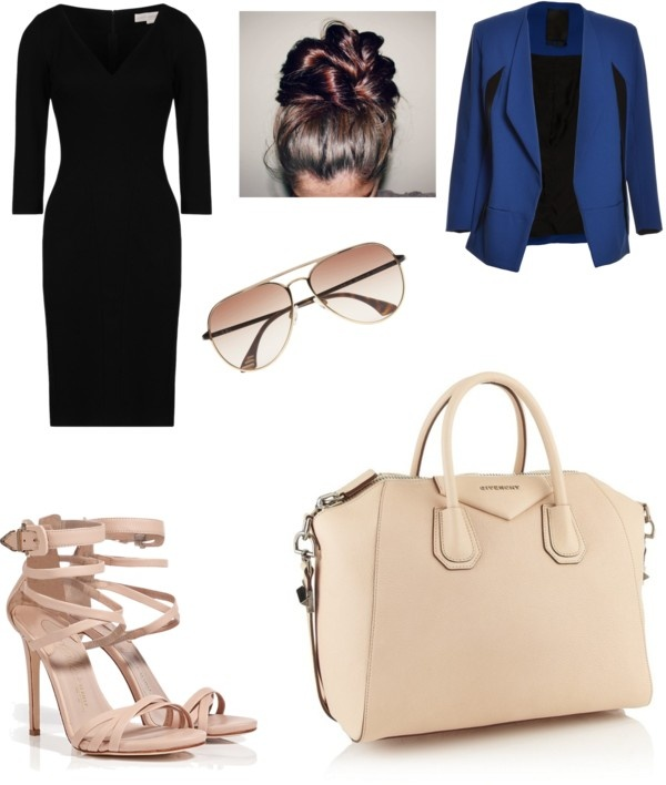 """Monday Blues! Work Outfit"" by simone-clancy ❤ liked on Polyvore"