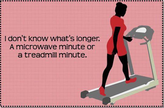 Definitely treadmill!