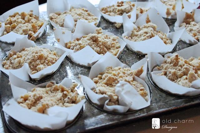 Whole Wheat Apple Muffins | food | Pinterest