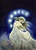 39 - MAMA QUILLA. Diosa Luna