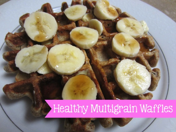 Multigrain Waffles | Food | Pinterest