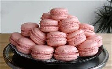 Raspberry Macaroon Dreams | Recipes to try | Pinterest