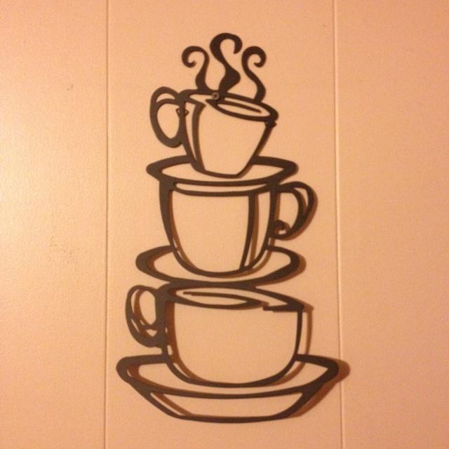 My Kitchen Wall Decor : My new kitchen wall decor home
