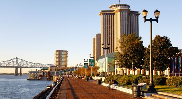 San Antonio is included! (From: 11 Greatest Riverfront Towns )