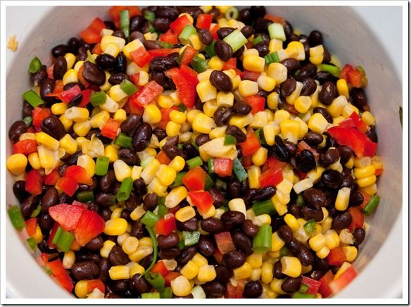 with corn salsa curious mother easy fish tacos with corn black bean ...