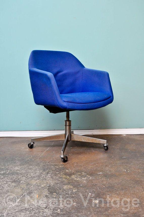 Vintage Steelcase Office Chair