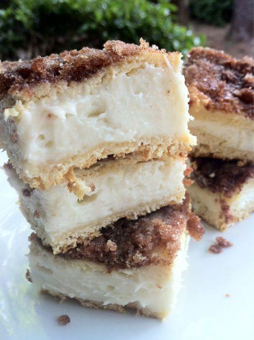 Sopapilla Cheesecake! | Isn't that Sweet :) | Pinterest