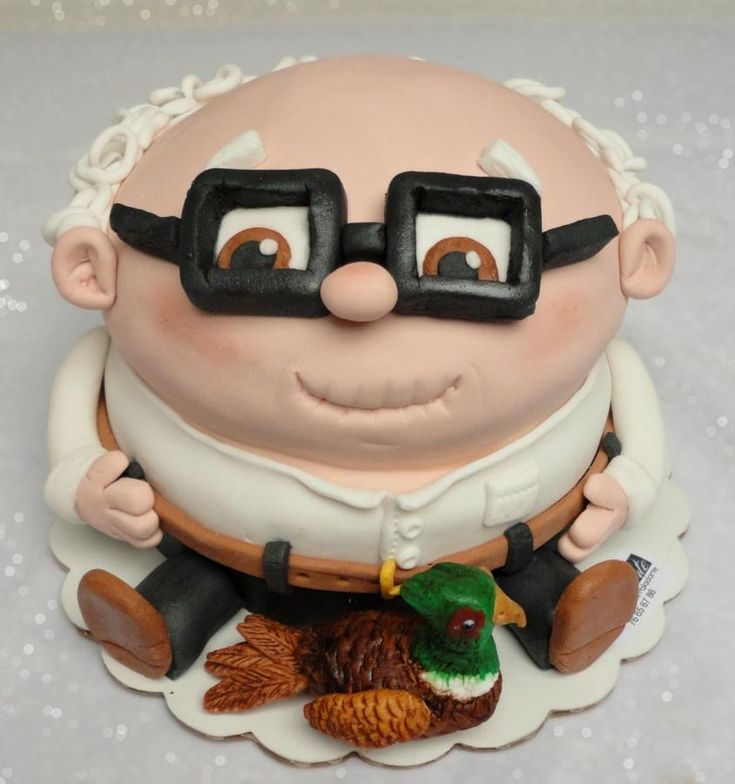 Grandpa Cake  Cakes and Sweets  Pinterest