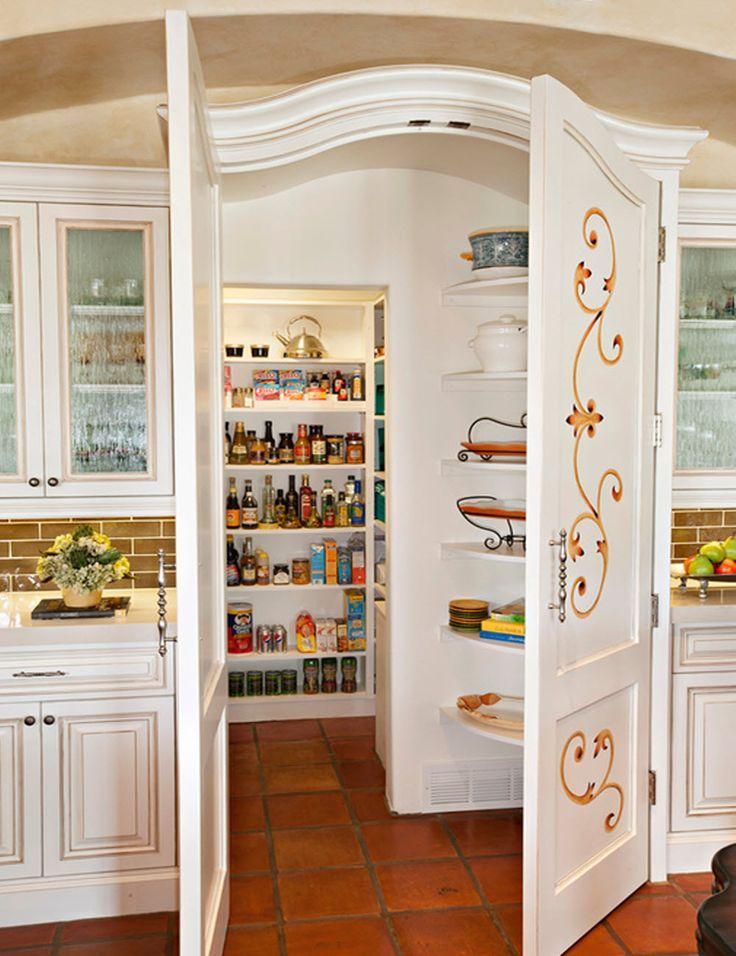 walk in larder walk in pantry decorating design ideas pinterest