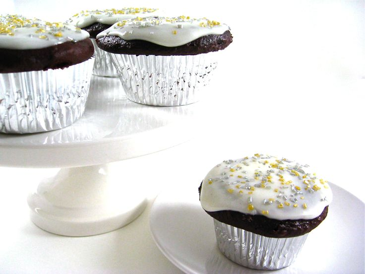 Skinny Red Velvet Cupcakes | Eating Healthy | Pinterest