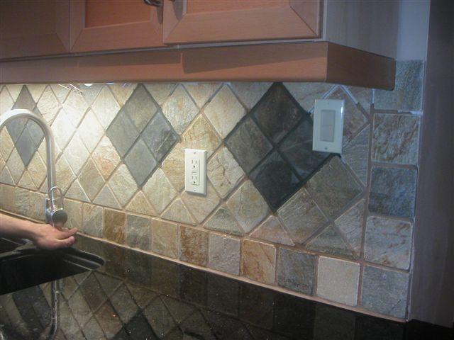 tile backsplash just for fun pinterest