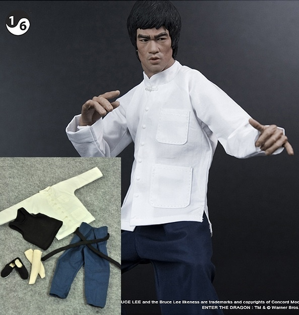 Bruce Lee Costume   eBay