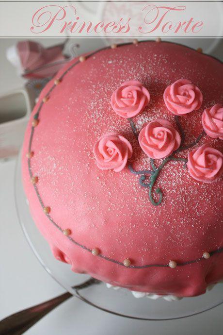 Princess Torte | Cake | Pinterest