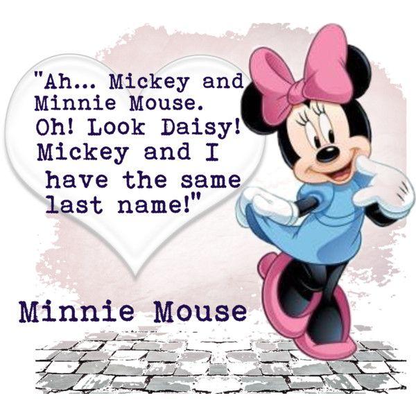 Minnie Mouse Quotes. QuotesGram