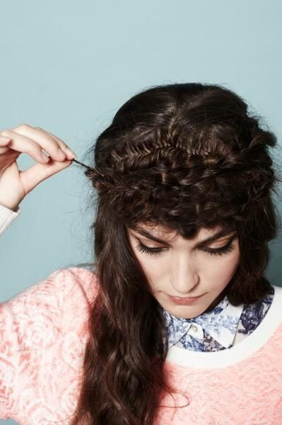 Step your game up with these 3 crazy-cool braid DIYs (Photographed by Winnie Au)