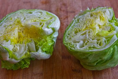 Kalyn's Kitchen®: Recipe for Quick Sriracha Beef Lettuce Wraps