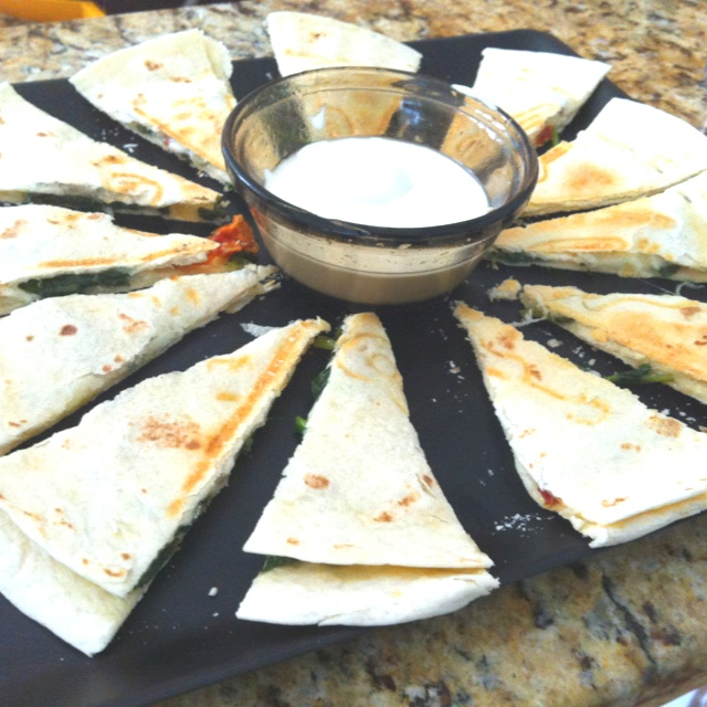 spinach and feta quesadillas spinach and feta quesadillas spinach feta ...