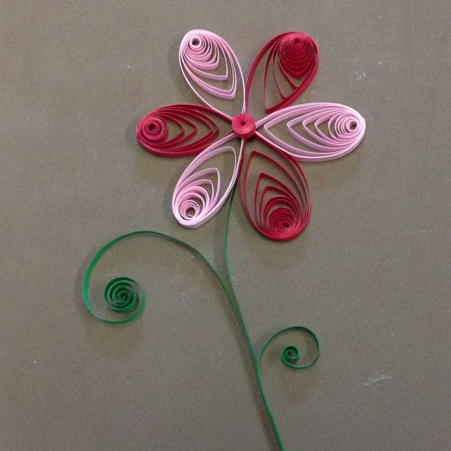 Paper quilling art projects the image for Paper quilling art projects