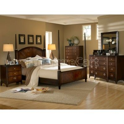 East Hampton Poster Bedroom Set For The Home Pinterest