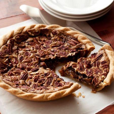 Maple Pecan Pie made this for dessert tonight