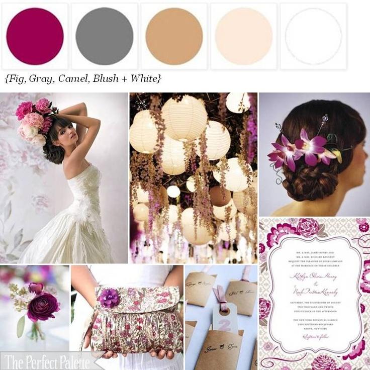 Sweet Romance ☛ http://www.theperfectpalette.com/2012/02/sweet-romance-palette-of-purples-pinks.html