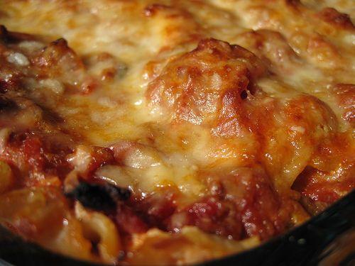 Sage's birthday lasagna | Food | Pinterest