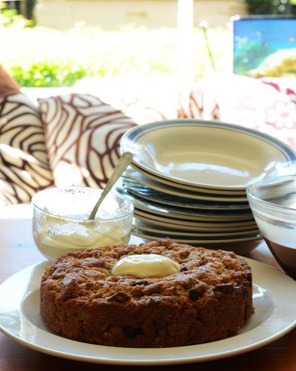 Olive oil Pear cake | Mangia | Pinterest