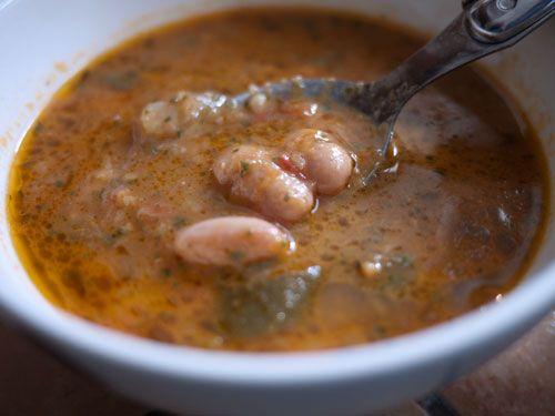 ... à soup soupe au pistou provençal vegetable soup with pistou soupe au