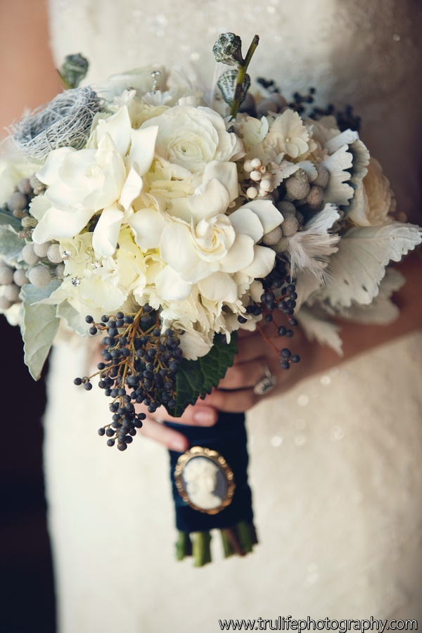 Victorian Vintage Wedding Wedding Bouquets We Love Pinterest
